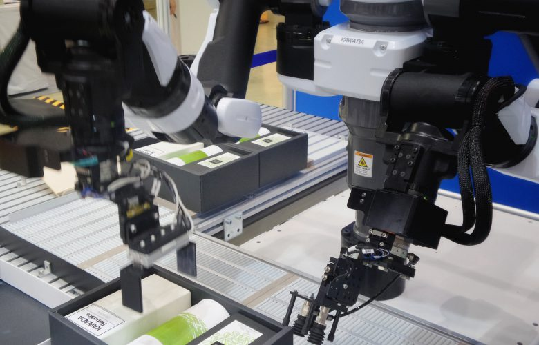 The use of robots in industry